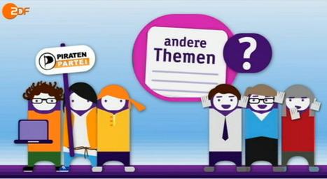 Piratenpartei bei logo! - ZDF Mediathek | Bundesparteitag #Piraten #BPT122 | Scoop.it