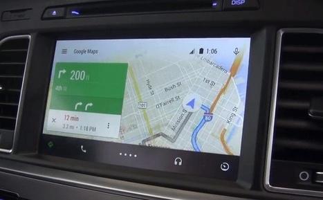 Auto Industry Surrenders Dashboard to Google | Radio 2.0 (En & Fr) | Scoop.it