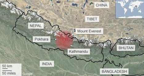 Nepal earthquake: Hundreds die, many feared trapped | AP HUMAN GEOGRAPHY DIGITAL  STUDY: MIKE BUSARELLO | Scoop.it