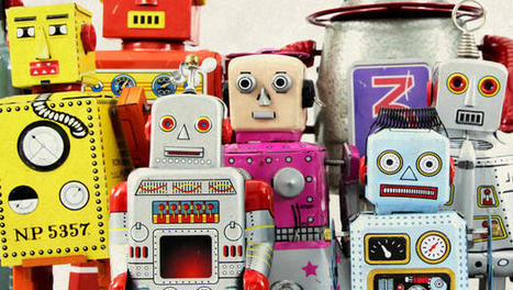 The Psychology Of Anthropomorphic Robots | Interface Usability and Interaction | Scoop.it