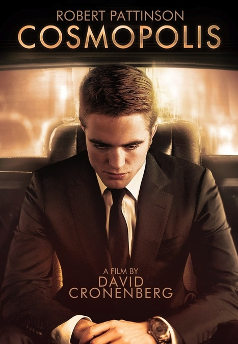 The Trailers - CosmopolisFilm.com | 'Cosmopolis' - 'Maps to the Stars' | Scoop.it