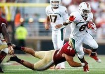 Grading the Canes - Week 1: UM has obvious work to do on defense after BC win | Eye on the U | NFL & NCAA Football News | Scoop.it