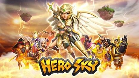 Hero Sky: Epic Guild Wars Hack - Unlimited Gems, Gold and Nectar | HacksPix | Scoop.it