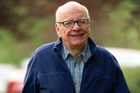 Groupe Murdoch: scission entre écrit et audiovisuel | DocPresseESJ | Scoop.it