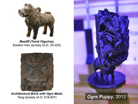 Please Feel the Museum: The Emergence of 3D Printing and Scanning | MW2013: Museums and the Web 2013 | Top CAD Experts updates | Scoop.it