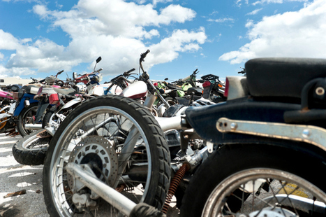 Are There Such Things as Motorcycle Salvage Yards? - Premier Towing and Recovery | Premier Towing and Recovery | Scoop.it