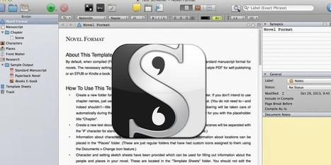 Power Up Your Writing Workflow: Make Better Use Of Scrivener | Differentiation | Scoop.it