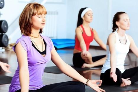 Urgent Care Tip: Yoga Class at Studio 10 Dance Is Good for Your Health | USHealthWorks SanJose | Scoop.it
