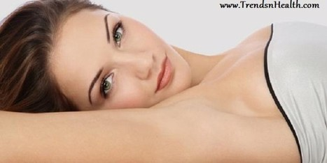 10 Natural Ways to Whiten Dark Underarms at Home | Trends and Health | trends and health | Scoop.it