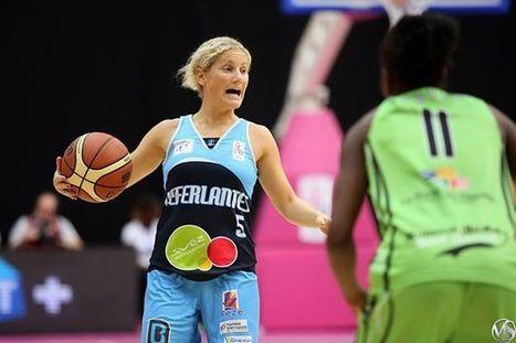 Rupture des ligaments croisés pour Caroline Aubert ?   Basket ball , actualites et buzz avec Fasto sport   Scoop.it