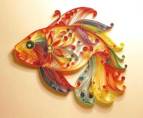 Yulia Brodskaya - Kağıt Sanatı | Minimal Art: Sadelik, Zeka ve Mizah. | Scoop.it
