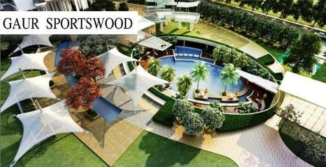 Gaur Sports Wood in Gurgaon | Property for Sale, | Scoop.it