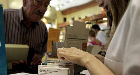 Sanidad sube el copago farmacéutico de los jubilados seis veces más que las pensiones | Xornal do Grupo Municipal Socialista de Ortigueira | Scoop.it
