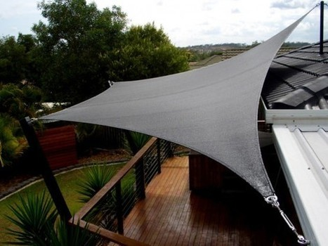 GardenMore Official Blog » Blog Archive » Benefits of A Sun Shade Sail | GardenMore Official Blog | Scoop.it