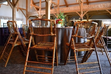 Getting the Right Kind of Bamboo Folding Chairs   Chiavari Chair Sales   Scoop.it