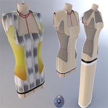 Il futuro della moda è in 3D: in negozio la prova dell'abito si fa con l'avatar | FashionLab | Scoop.it