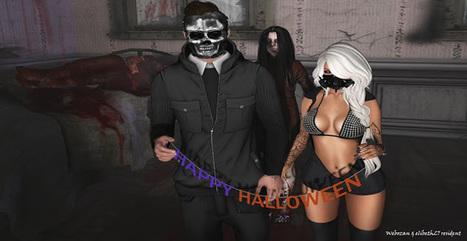 Happy Halloween ... | 亗 Second Life Freebies Addiction & More 亗 | Scoop.it