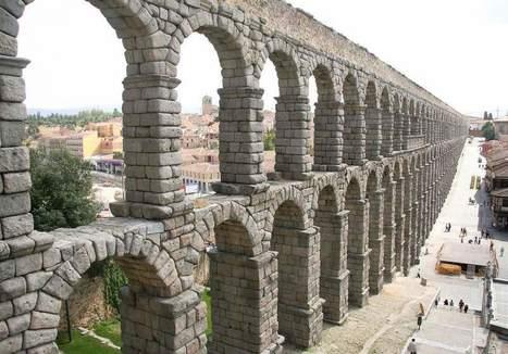 La excursión didáctica 'Arqueología del Agua' mostrará el tramo menos conocido del Acueducto de Segovia | Arqueología romana en Hispania | Scoop.it