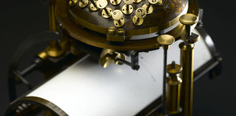 Technology changes how authors write, but the big impact isn't on their style | Education Technology | Scoop.it