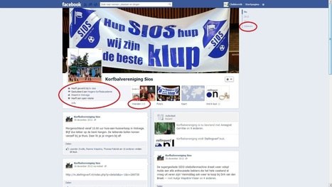 SPORTNEXT | De 10 meest gemaakte Facebook-fouten door (sport)verenigingen | Social Media & sociaal-cultureel werk | Scoop.it