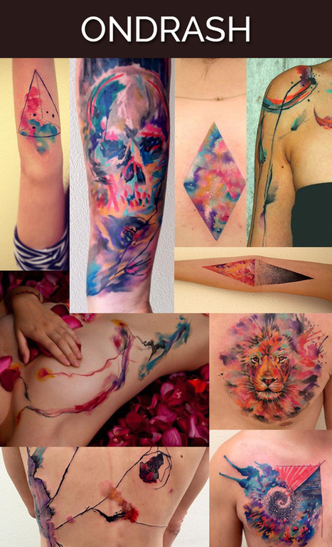 Amazing Tattoo Artists from Around the World | Tattoos & Body Art | Scoop.it