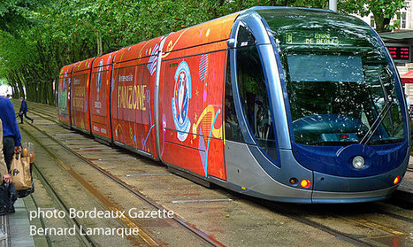 Un tramway nommé désir... de Foot | Bordeaux Gazette | Scoop.it