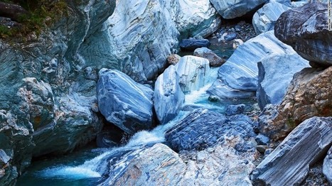 Taroko Gorge: Touring Taiwan's Spectacular Marble Mountains, AfterHours | wesrch | Scoop.it