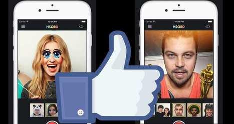Facebook achète Masquerade pour contrer Snapchat | E-tourisme | Scoop.it