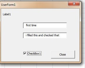 Persistence of data for userforms - Excel Liberation   desktop liberation   Scoop.it