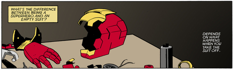 So Cool! Sequential Stark: Wired Reviews Iron Man 3 — In Comic Book Format | Underwire | Wired.com | Young Adult and Children's Stories | Scoop.it