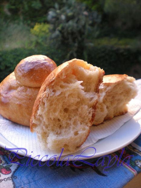 Brioches Siciliane con Pasta Madre   Food Blog - Profumo di Sicilia   FOOD BLOG   Scoop.it