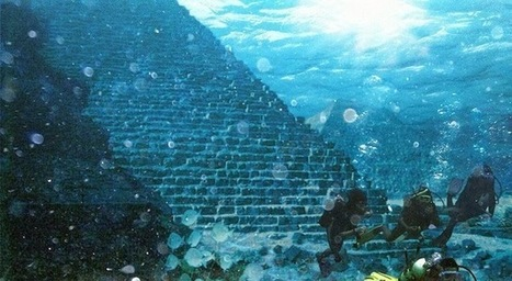 Ancient Pyramid Discovered Underwater In Portugal - Breaking Deception | Ancient Spain | Scoop.it