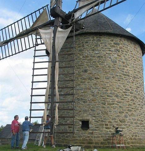 Le moulin du tertre prépare sa fête grandiose de dimanche , Mont-Dol 02/08/2011 - ouest-france.fr | GenealoNet | Scoop.it