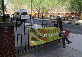 10 Little Free Libraries Have Popped All Over Manhattan - HooplaHa.com | School Leadership, Leadership, in General, Tools and Resources, Advice and humor | Scoop.it