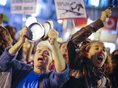 Global Noise takes on austerity: 'We are not going to be silent' | The P2P Daily | Scoop.it
