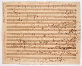 Reuniting music manuscript collections - British Library Music Blog | Special Collections Librarianship | Scoop.it