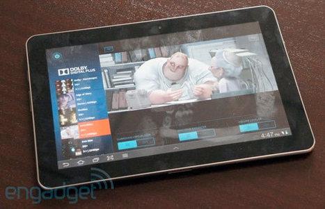 Dolby Digital Plus moet audiokwaliteit tablets verbeteren - Tablets Magazine | ICTMind | Scoop.it
