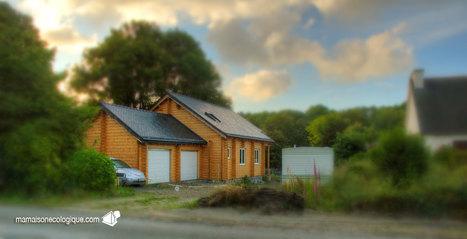 Auto-construction maison bois | maisons bois | Scoop.it