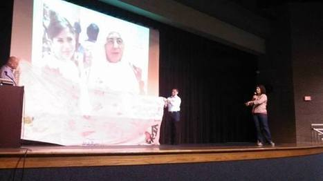 Pattonville High School, Missouri, Teacher Uses iEARN-Syria Mural as Part of Professional Development Program   iEARN in Action   Scoop.it