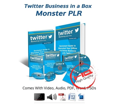 Twitter Biz In A Box Discount | Hot news | Scoop.it