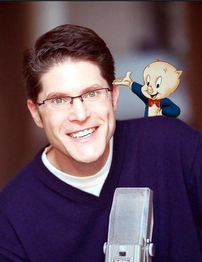 Bob Bergen: The nice Jewish boy who wanted to become Porky Pig and did! | Digital Journal | Sites by Doreen | Scoop.it