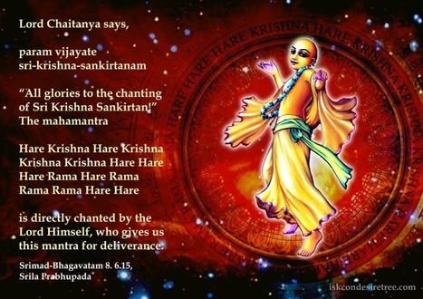Hare Krishna Mahamantra | Hari OM Namo Narayana | Scoop.it