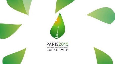 ¿ Qué es la COP 21 ?   Agua   Scoop.it