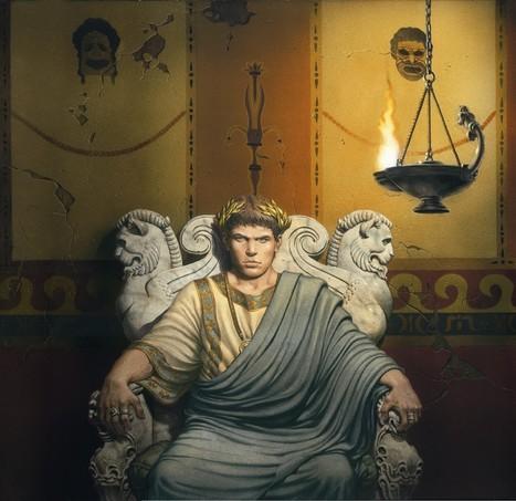 J. Gallego (dir.), La Bande dessinée historique - Premier cycle : l'antiquité | Romans régionaux BD Polars Histoire | Scoop.it
