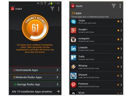 Gratis-App warnt vor unsicheren Android-Apps | Apps and Widgets for any use, mostly for education and FREE | Scoop.it