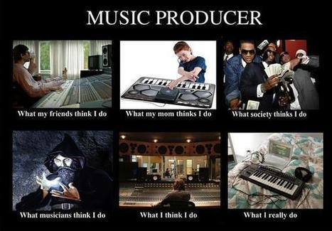 Music Producer | What I really do | Scoop.it