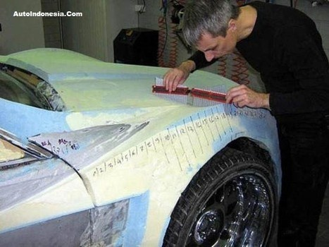 How to use and Application polyurethane on Car | Auto Indonesia | Tips | Scoop.it