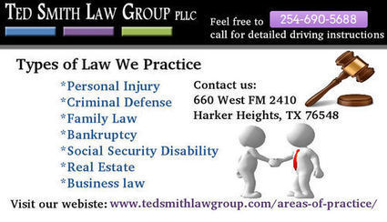 Tedsmith Law Group in Texas | Ted Smith Law Group | Scoop.it
