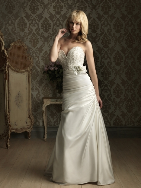 Rent Allure Bridals 8857 Online | RentTheDress.com | Wedding Dresses | Scoop.it