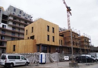 Le bois aura bientôt son article de loi pour s'imposer dans la construction | architecture..., Maisons bois & bioclimatiques | Scoop.it